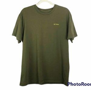 Arcteryx SS Logo Cotton T-Shirt - Men's